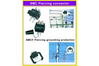 SMC Piercing Connector