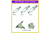 NXJ Wedge Strain Clamp & T Connection Joint